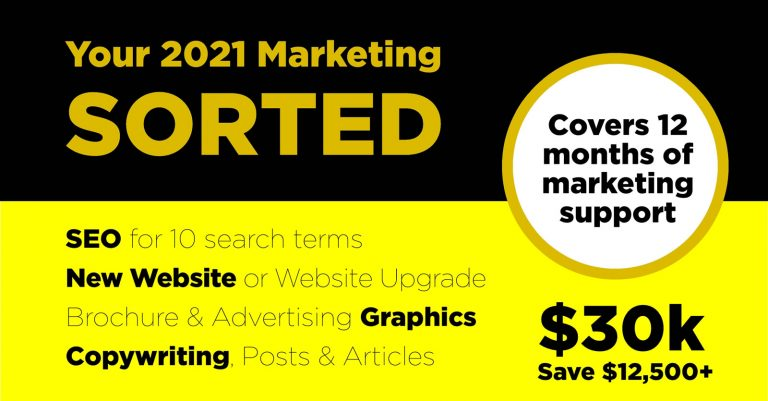 2021 Marketing offer